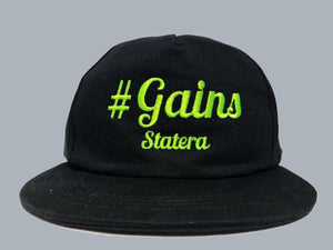 GORRA #Gains - Statera Apparel