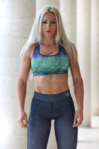 NORTHERN LIGHTS - Sport Bra