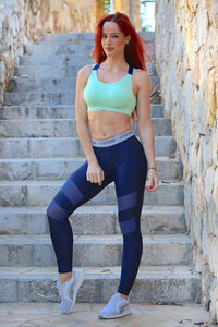 ZAFIRO - Leggings - Statera Apparel