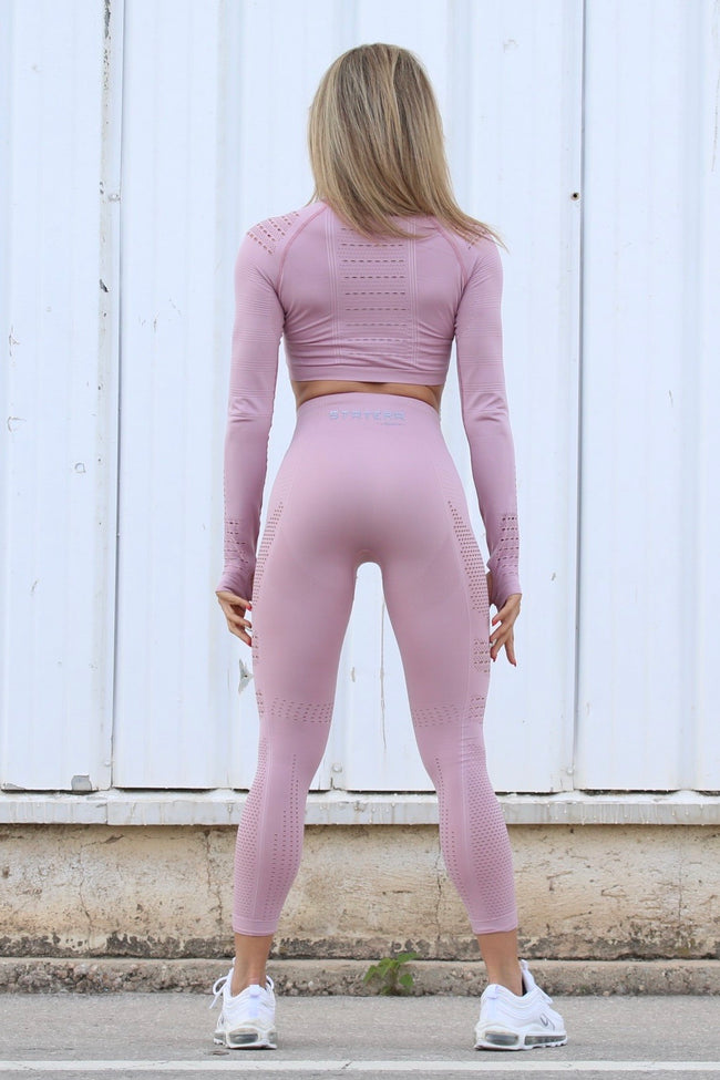 Elite Pink Seamless - LEGGINGS