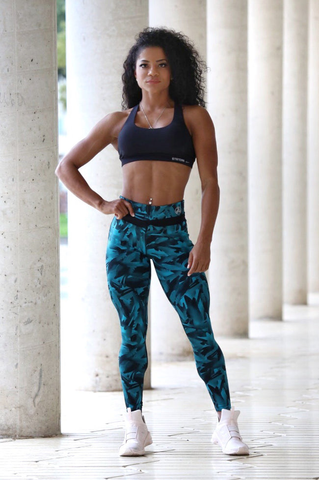 AMAZONIA - Leggings - Statera Apparel