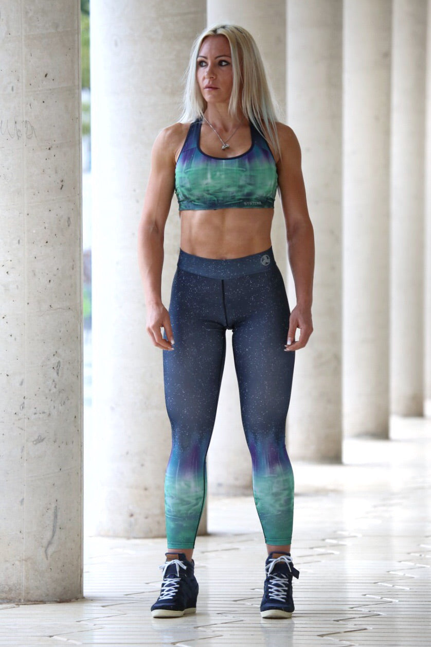 NORTHERN LIGHTS - Leggings