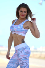 PINK WARRIOR - Sport Bra - Statera Apparel