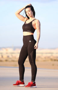 Black 2.0 Seamless - LEGGINGS - Statera Apparel