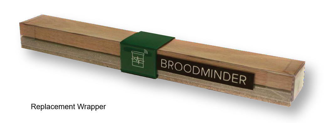 Replacement Wrapper for BroodMinder-W