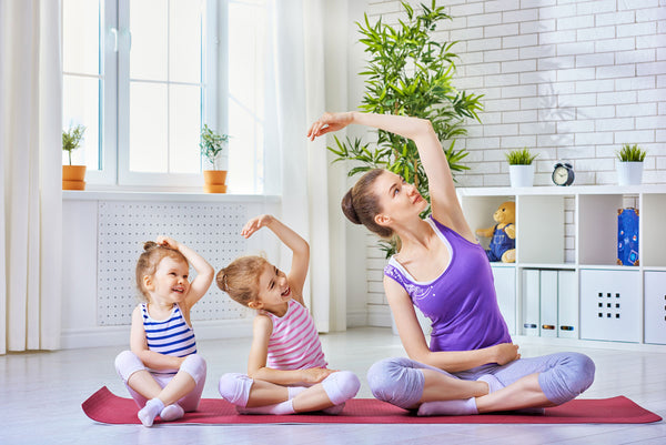 YOGA & MOTHERHOOD