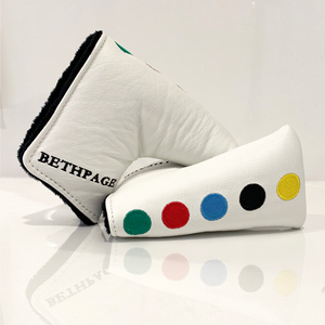 Bethpage Black putter cover for the PGA Championship
