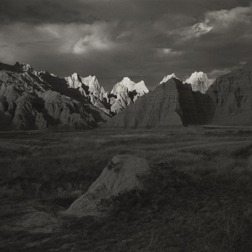 Late Afternoon, The Badlands