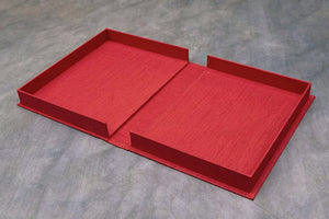 "Clamshell Box - 8"" x 10"""