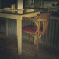 Table and Chair, Beaufort, SC