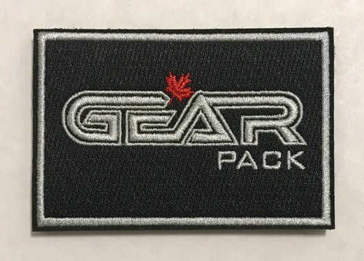 GEAR PACK PATCH