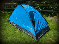 GEAR PACK LIGHTWEIGHT SINGLE PERSON BACKPACKING TENT