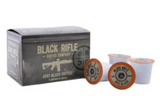 BRCC Just Black Coffee Rounds (K Cups)