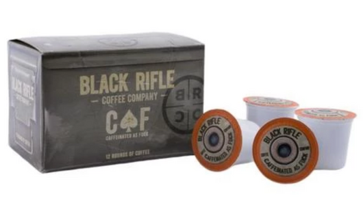 BRCC CAF Coffee Rounds (K Cups)