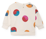 Sweater bolas colores