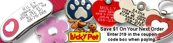 LuckyPet Coupon