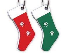 Holiday Stocking Pet ID Tags