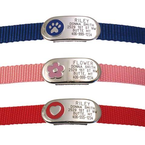 Jewelry Cat Collar Tags