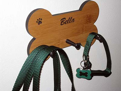 Leash holder