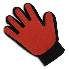 front of glove