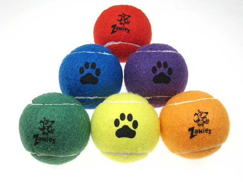 Zanies Tennis Ball for Dogs