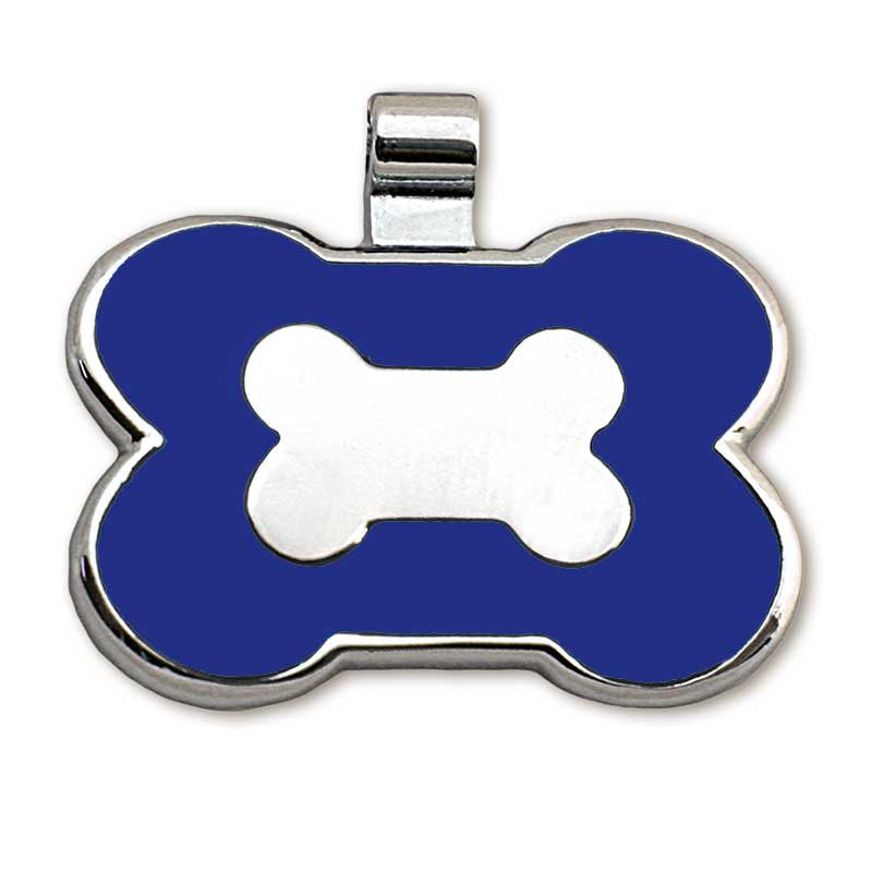 Bone Shaped Jewelry Tag,  - Lucky Pet