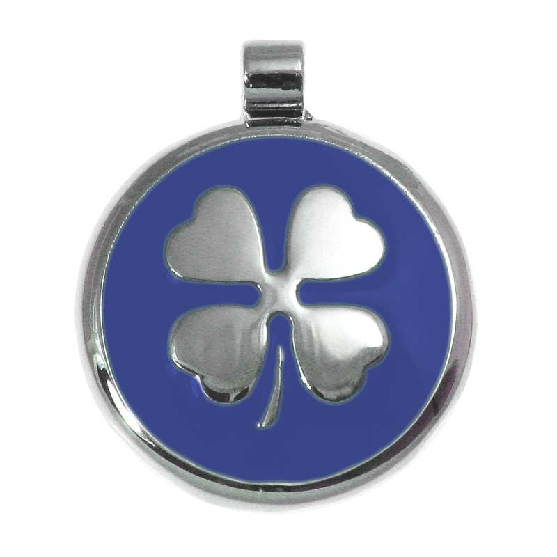Clover Jewelry Tag,  - Lucky Pet