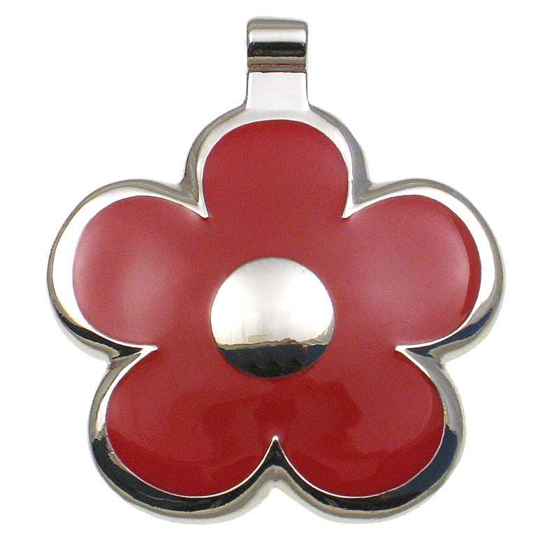 Dog Tag | Flower Shaped Jewelry Pet Tag for Dogs & Cats
