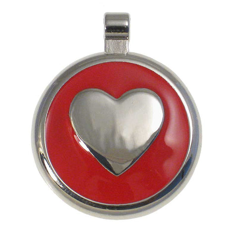 Heart Jewelry Tag,  - Lucky Pet