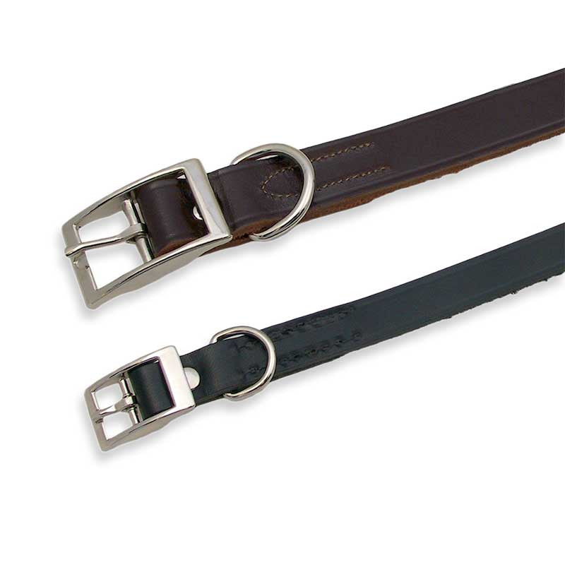 Leather Dog Collars,  - Lucky Pet