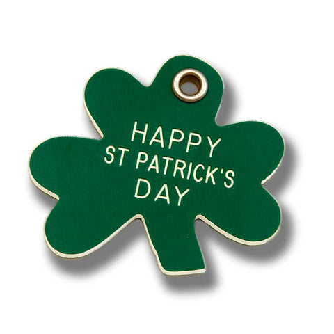 Shamrock Tag,  - Lucky Pet