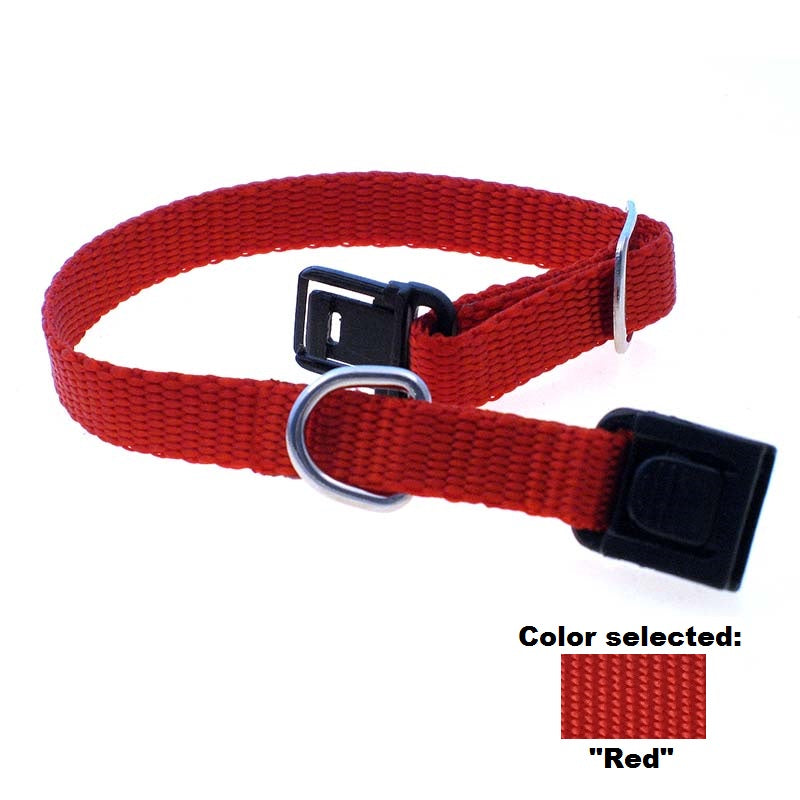 Adjustable Nylon Cat Collar,  - Lucky Pet