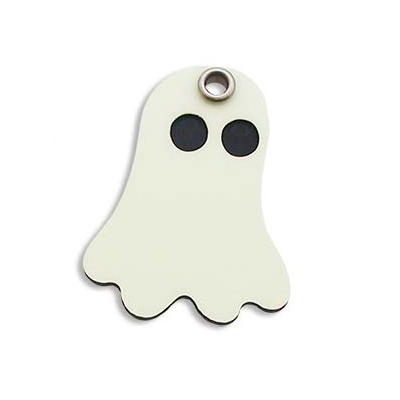 Glow-In-The-Dark Tag - Ghost,  - Lucky Pet