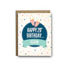 Happy 29th birthday again greeting card