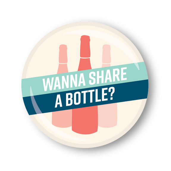 Wanna share a bottle