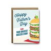 Happy Father's Day from your greatest success story greeting card