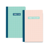 Things to do, things to delegate double-sided notebook