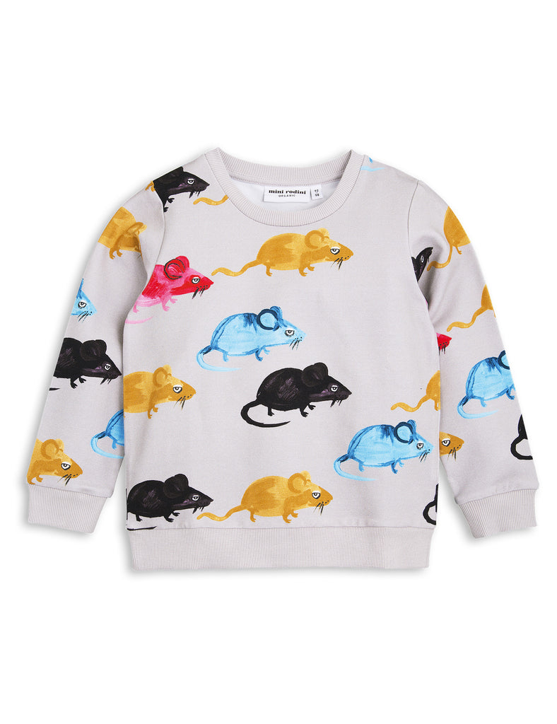 mini rodini - mr mouse sweatshirt