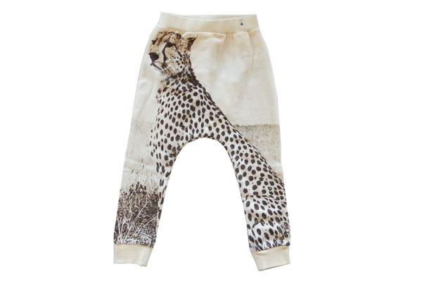 Popupshop - Baggy Cheetah Leggings