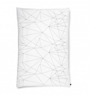 ooh-noo - single geometric duvet cover