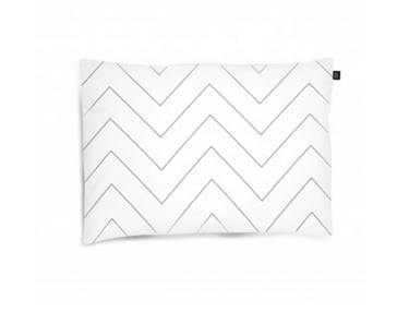 ooh noo - single zigzag pillowcase