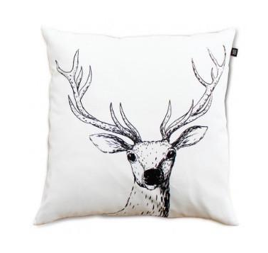 ooh-noo - very deer cushion cover