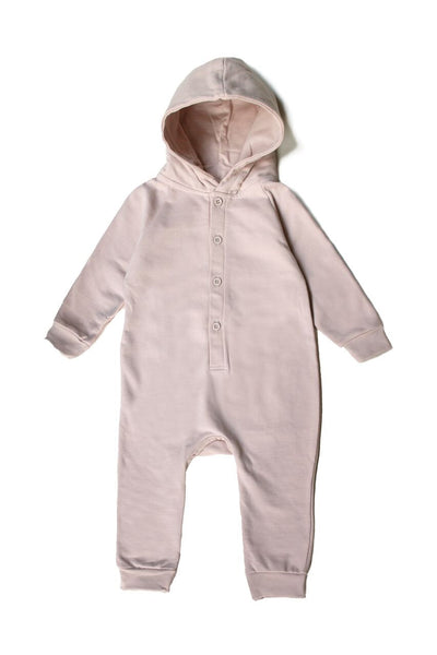 Gray Label - pink hooded jumpsuit