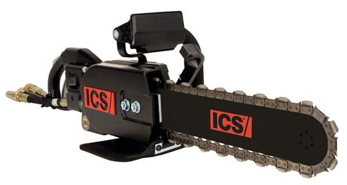 ICS 890F4 Concrete Cutting Hydraulic Chainsaw