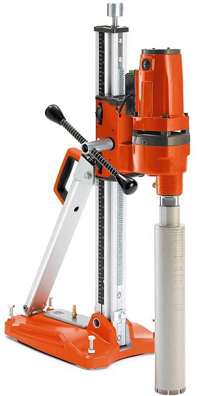 Husqvarna DMS 180 Mounted Core Drill Kit