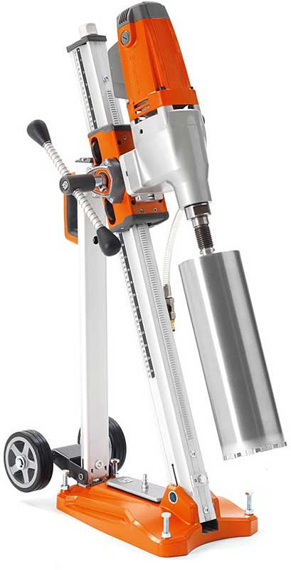 Husqvarna DMS 240 Mounted Core Drill Kit