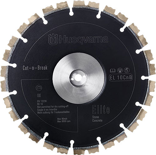 Desert Diamond Industries - Husqvarna EL10 Cut-n-Break Blade Set