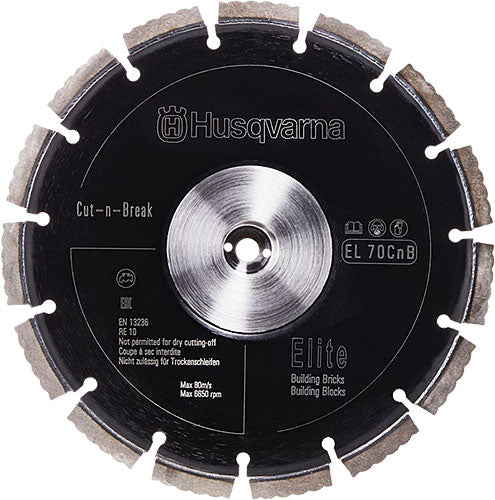 Desert Diamond Industries - Husqvarna EL70 Cut-n-Break Blade Set