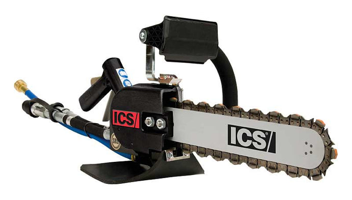 ICS 814PRO Concrete-Cutting Hydraulic Chain Saw