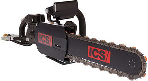 ICS 890F4-FL Flush Cutting Hydraulic Concrete Chain Saw